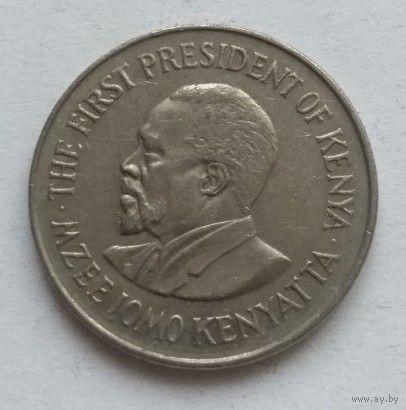 Кения, 1 шиллинг 1978 год