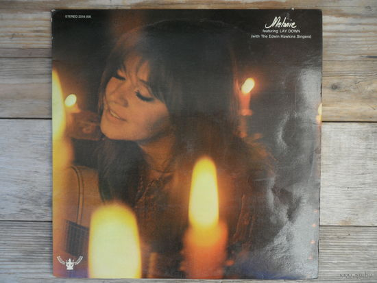 Melanie - Candles in the Rain - Buddah records, Швеция