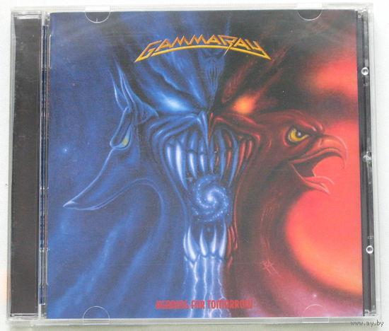 Gamma Ray - Heading For Tomorrow CD (лицензия, переиздание) [Power Metal]