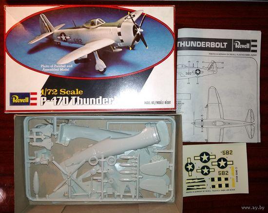 1/72 Revell P-47D Thunderbolt