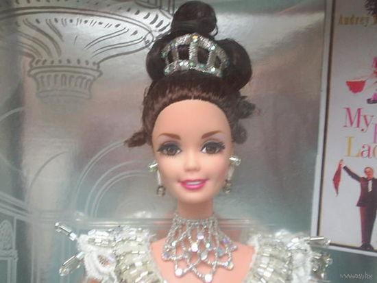 Кукла Барби: Barbie as Eliza Doolittle 1995 г_коллекционный выпуск_серия Hollywood Legends Collection_НОВАЯ!