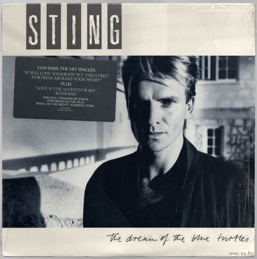 LP Sting 'The Dream of the Blue Turtles'