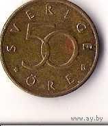 50 oре Швеция 2001