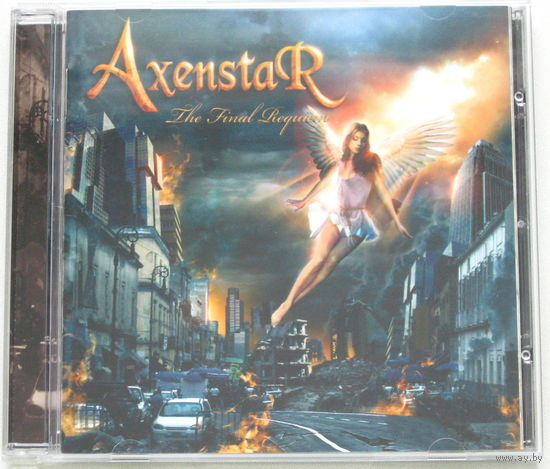 Axenstar - The Final Requiem CD (лицензия) [Power Metal]
