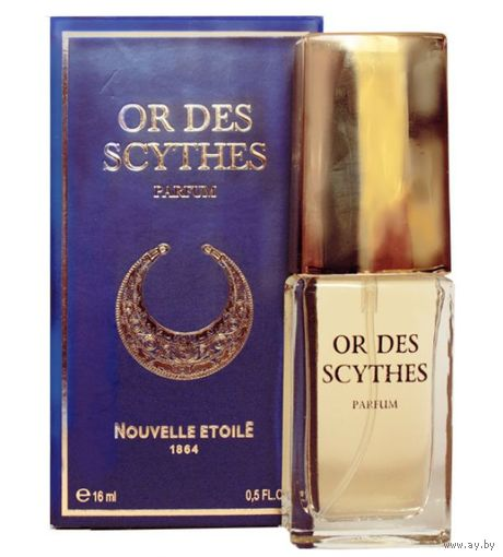 НОВАЯ ЗАРЯ Злато скифов (Or Des Scythes) Духи (Parfum) спрей 16мл