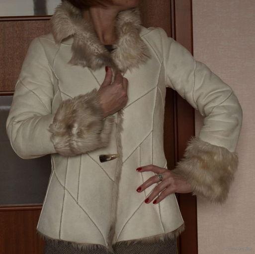 Шубка или куртка из искусственного меха Amisu