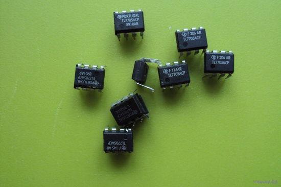 М/сх TL7705ACP   Микросхема контроллер напряж. питания DIP08