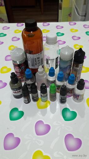 Парогенератор - бутылочки для жижки