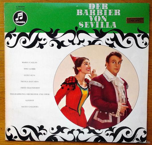 Rossini. Der Barbier Von Sevilla, LP