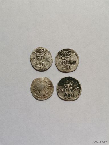 Лотик монет, 3