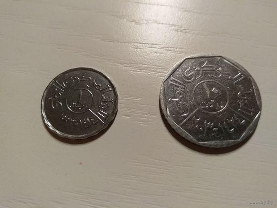 Йемен 2 монеты