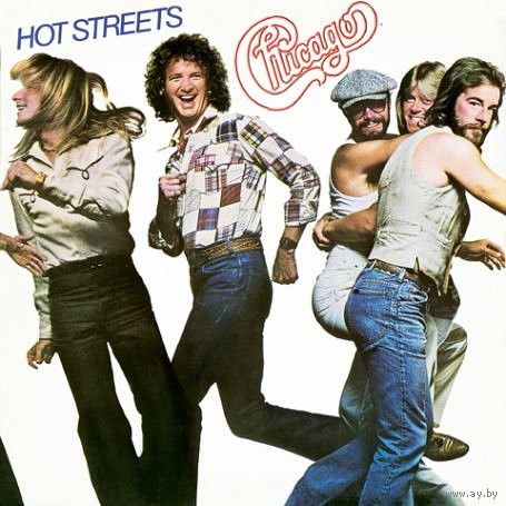 Chicago - Hot Streets - LP - 1978