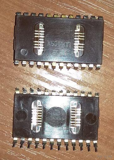 Микросхема К501ИК1П