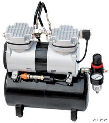 Мини-компрессор безмаслянный поршневой 40 л/мин ROTAKE (RT-096)(для аэрографии)