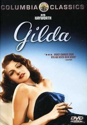 Гилда / Gilda (Рита Хэйуорт) триллер, нуар DVD5