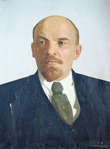 Портрет В.И.Ленин
