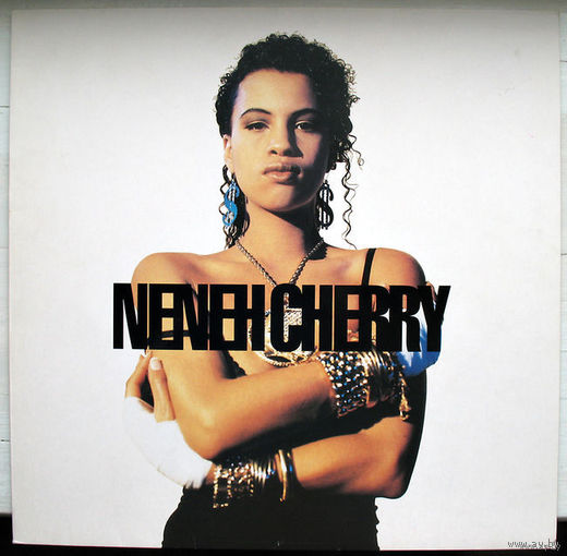 "Neneh Cherry ""Raw Like Sushi"" LP, 1989"