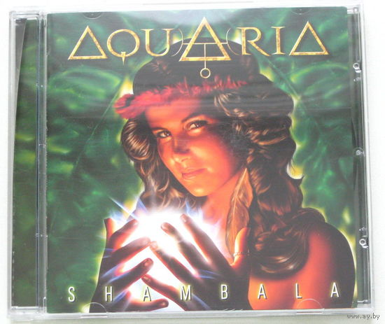 Aquaria - Shambala CD (лицензия) [Symphonic/Power Metal]