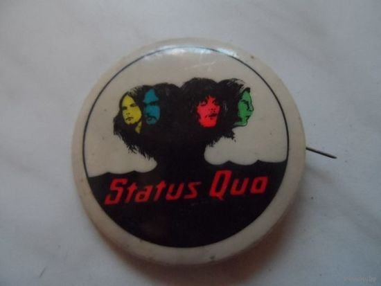 Значок Status Quo