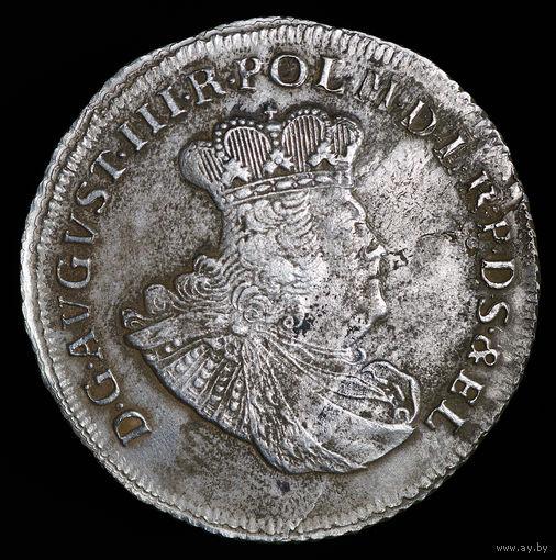 Злотувка Гданьская ,30 грошей - 30 GR 1763