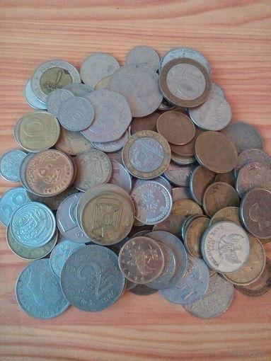 100 монет мира