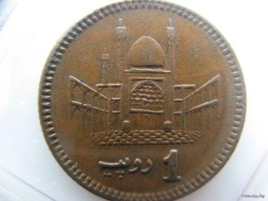 Пакистан 1 рупия 2004г.