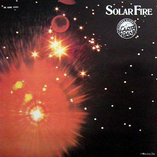 0537. Manfred Mann. Solar Fire. 1973. Bronze (DE, Gatefold)