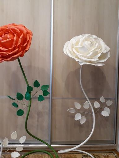 Шикарный подарок! Светильник роза!!