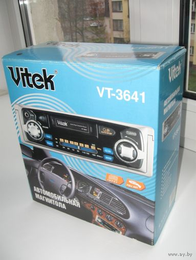 Магнитола Vitek-3641
