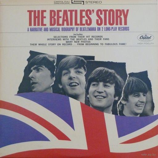 Beatles - The Beatles' Story - 2LP - 1964