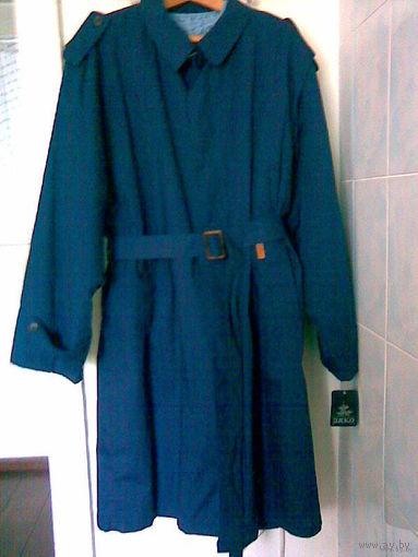 Пальто мужское осеннее. Размер 54