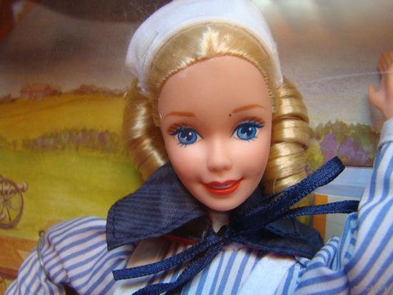 Новая кукла Барби/Barbie Civil War Nurse, 1995