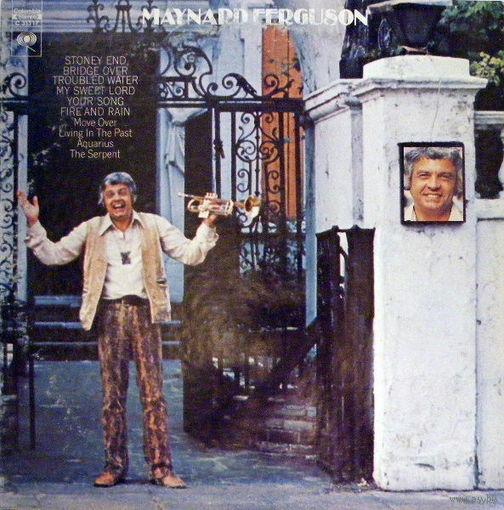 LP Maynard Ferguson - Maynard Ferguson (1971)