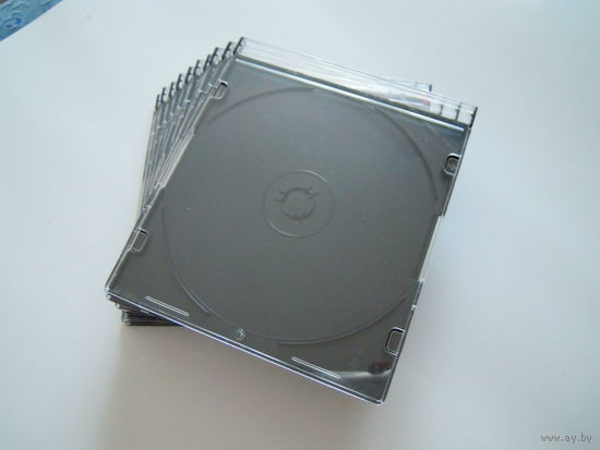 Пустой бокс SLIM для CD(DVD)