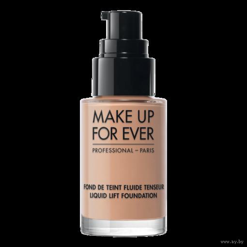 Тональная основа Make Up For Ever Liquid Lift Foundation