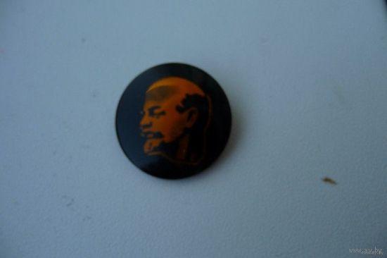 """Значок """" В.И.Ленин"""""""