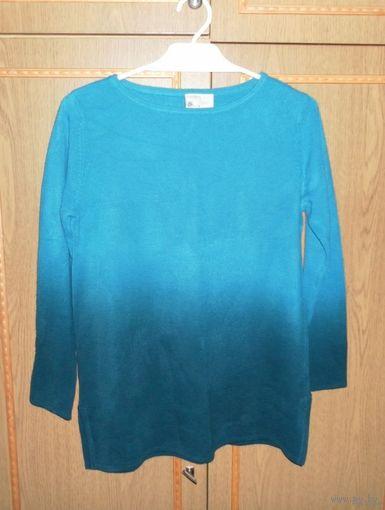 Пуловер (джемпер, свитер, кофта) размер 48, рост до 170 см.