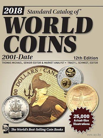 2018 - Krause - Каталог монет мира с 2001 г. - на CD