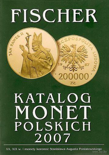 Fischer - Монеты Польши 1765-2006 гг. - на CD
