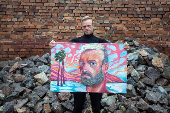 Автопортрет Юрия Стыльского
