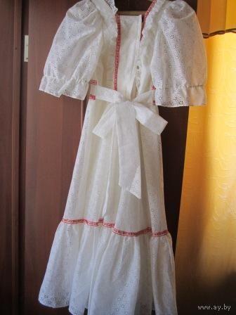 Само совершенство. необычное платье. Всё такое воздушное. р. 40-42