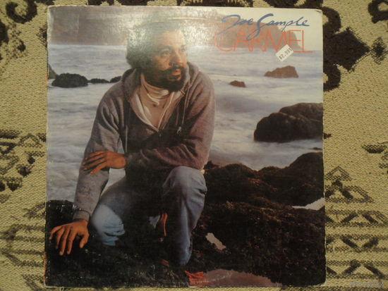 Конверт пластинки Joe Sample. Carmel