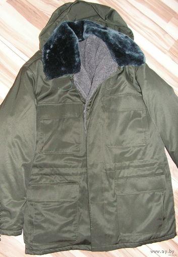 Куртка зимняя военная, р. 170-50.