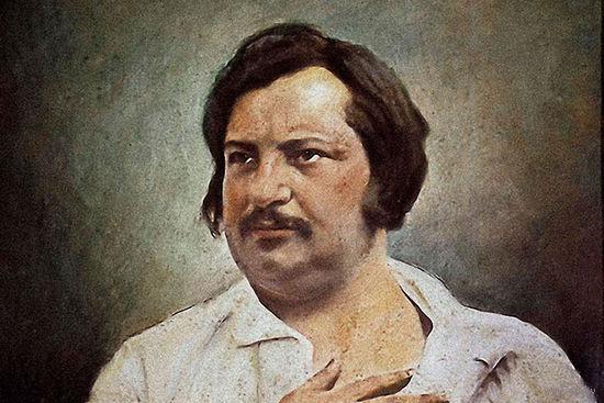 Оноре де Бальзак. Избранные произведения