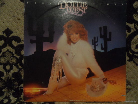 Dottie West - High Times - Liberty, USA - 1981