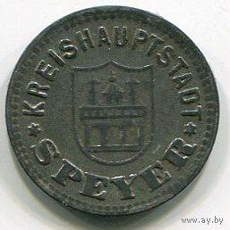 Ng ШПЕЙЕР - 10 ПФЕННИГОВ 1917