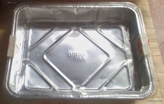 Алюминиевые контейнеры для микроволновки