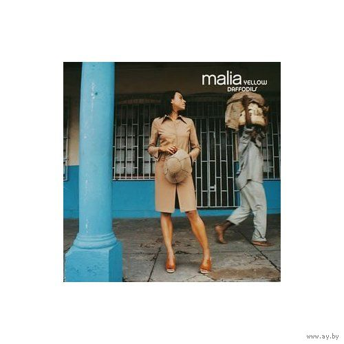 "MALIA ""Yellow Daffodils"" Audio CD"