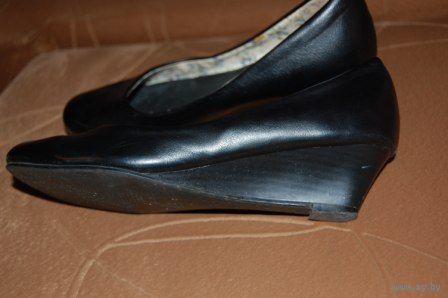 Туфли на платформе  р. 37
