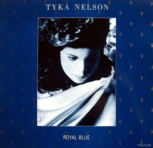0448. Tyka Nelson. Royal Blue. 1988. Cooltempo (DE, Blue color) = 14$